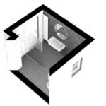 mvl interieurstyling verkoopstyling ridderkerk 3d plattegrond tekening